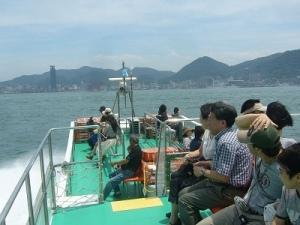 関門高速船