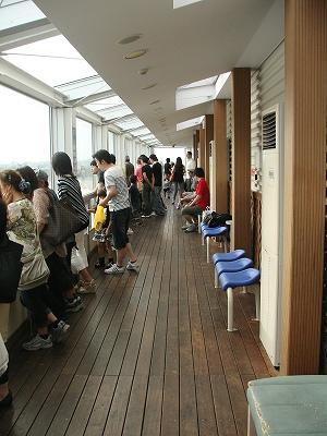 福岡空港展望デッキ