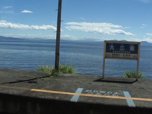 島原鉄道車窓2
